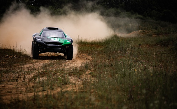 The global electric rally racing series starts its debut season in January 2021 | Credit: Extreme E