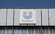 Fossil fuel derived chemicals are responsible for a large portion of Unilever's carbon footprint