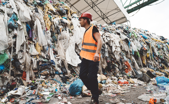 Most old clothes are landfilled, incinerated or dumped in the environment   Credit: Shutterstock