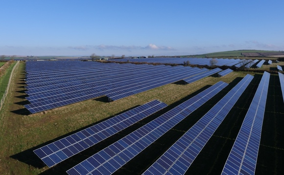Solar PV farms have hit an all-time peak generation record