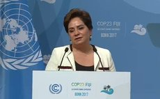 Patricia Espinosa opens COP23: 'Never before have we met with a greater sense of urgency'
