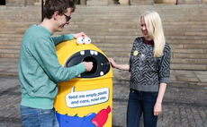 Major brands join project to boost recycling-on-the-go in Leeds