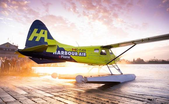 Harbour Air delivers take off for the electric aviation age