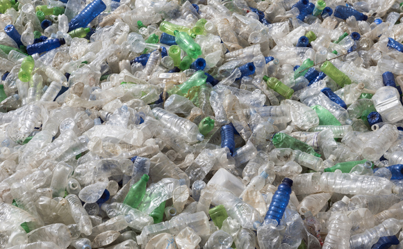 Novel enzyme developed to break down and recycle PET plastic
