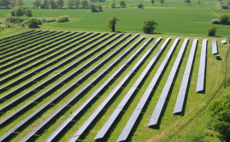 Armstrong Capital's 8MW Kenninghall solar farm in Norfolk