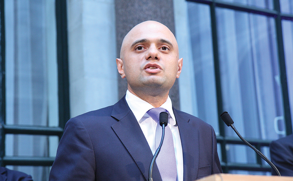 Sajid Javid kicks off formal sale proceedings for Green Investment Bank