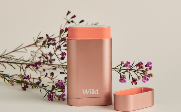 Wild's natural, refillable deodorant comes in flavours like orange, rose, mint and coconut. Credit: Wild