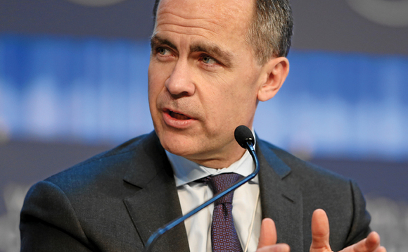 Mark Carney is also UN Special Envoy for Climate Action and Finance