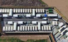 Britain's biggest battery storage project to date goes live