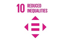 SDG10: Reduce inequality within and among countries