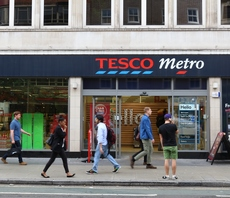 Tesco banishes shrink wrap for multipack cans