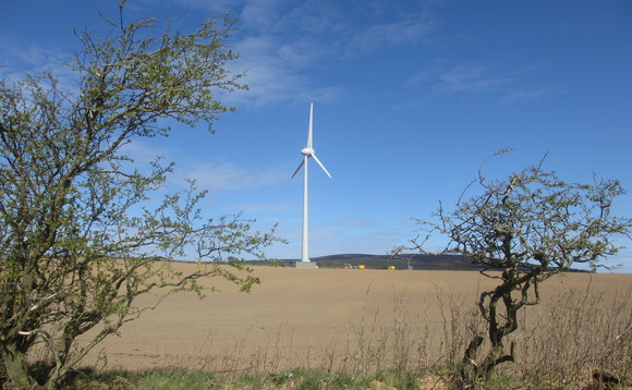 The Auchtygalls wind farm in Scotland | Credit: Thrive Renewables