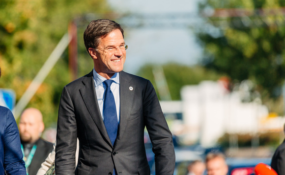 Mark Rutte | Credit: EU2017EE Estonian Presidency