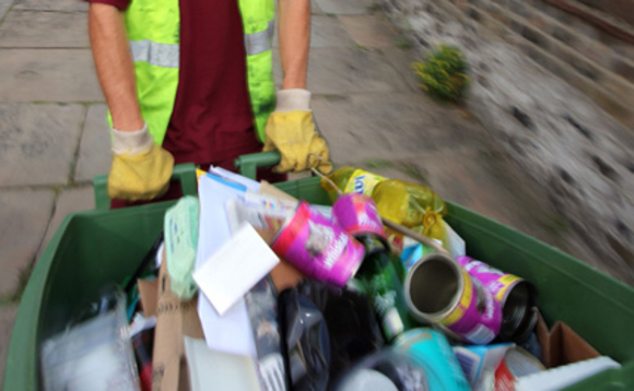 Urgent action is needed to hike recycling rates across the capital