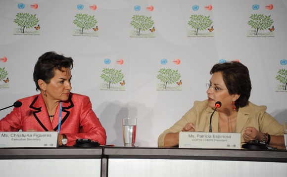 Ban Ki-moon nominates Patricia Espinosa for new UNFCCC climate chief role