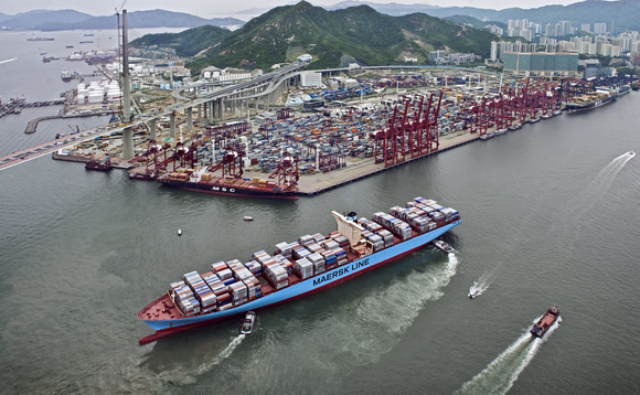 Maersk has promised to be carbon neutral by 2050 | Credit: Maersk