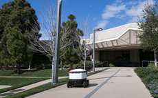 The delivery robots are coming: Starship Technologies launches campus delivery service