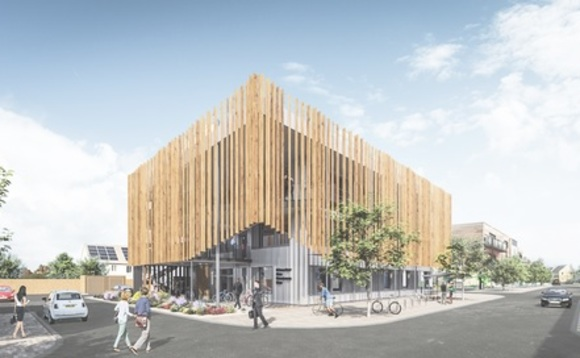 Zero Carbon: UK's first Passivhaus Plus business centre at heart of Oxfordshire Eco Town