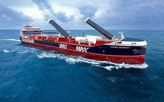 The Swedish shipping firm's low emissions tanker concept | Credit: Stena Bulk