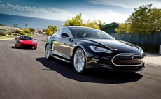 The Tesla Model S is currently the only top-selling electric car available in the UK capable of meeting the average customers' desired distance from a single charge