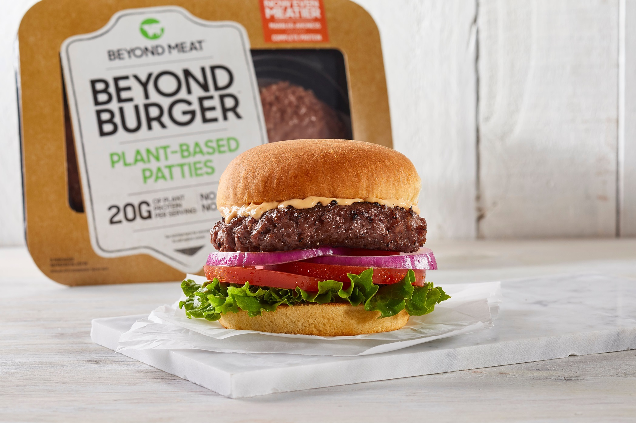 Credit: Beyond Meat