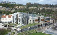 Scotland's Parliament at Holyrood, Edinburgh | Credit: Kim Traynor