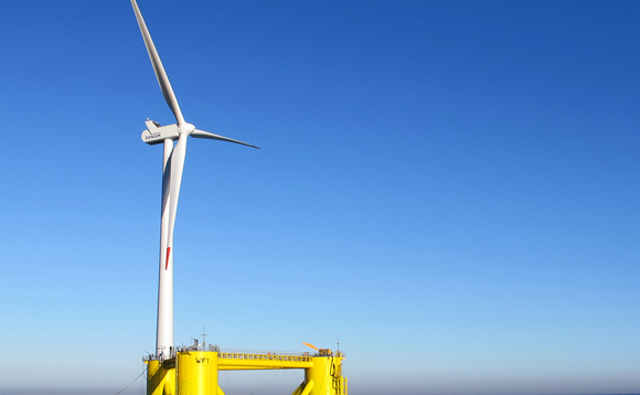 Proposed changes to the CfD scheme could see support offered to floating wind projects | Credit: Total