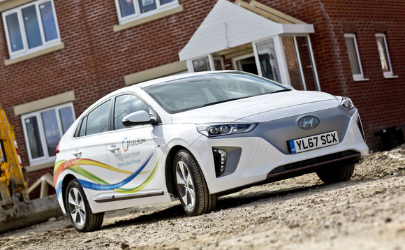 Electric vehicles will be one area of focus for the firm