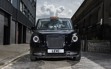 Electric taxis have saved London cabbies £3.85m on fuel costs, LEVC claims