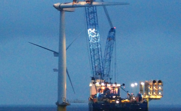 Dual boost for UK offshore wind industry: Gwynt y Môr completes construction and new Rampion plans unveiled