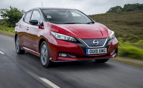 More than 400,000 Nissan LEAF EVs have been sold since 2010 | Credit: Nissan