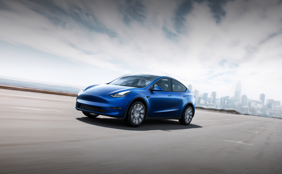 The Model Y will start deliveries next year | Credit: Tesla