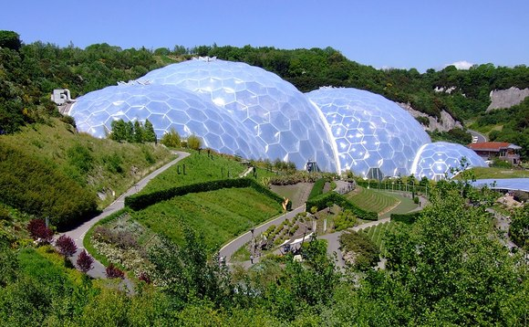 The Eden Project in Cornwall | Credit: Jon