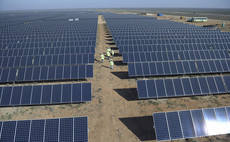 A Total solar plant in South Africa | Credit: Total