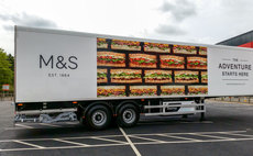 M&S teams up with Dearman to take the climate heat out of chilled deliveries