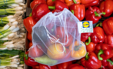 In the bag: Lidl to offer reusable fabric bags for fruit and veg