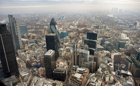 London generated 34 megatonnes of CO2 in 2015