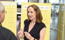 Shell's Sinead Lynch: 'You do fundamentally change the way you look at the energy transition'