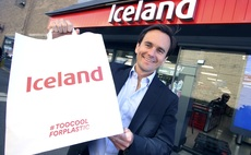 Iceland launches trial of paper carrier bags