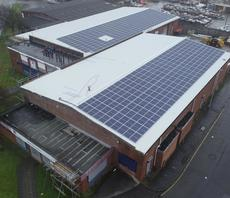 Green uniforms: David Luke Schoolwear completes 1,000-panel rooftop solar plant