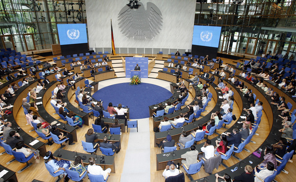 The UN climate change summit takes place in Bonn this year