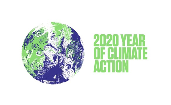 The UK had sought to position 2020 as the 'Year of Climate Action' ahead of its hosting of COP26 in November