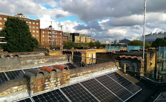 Camden Council launches fuel poverty tackling solar project