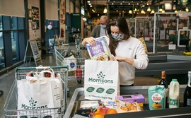 Morrisons to axe plastic bags from stores nationwide