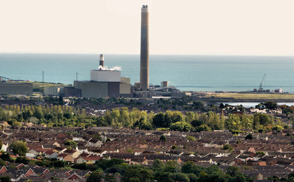 Kilroot coal power plant in Northern Ireland | Credit: Albert Bridge