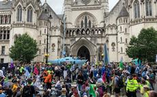 'Summer Uprising': Extinction Rebellion launches disruption across five cities
