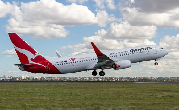 The airline is the latest to target net zero by 2050 | Credit: Qantas