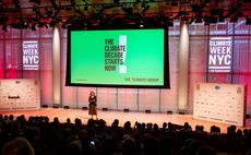 Climate Week NYC is to take place online in 2020 | Credit: The Climate Group