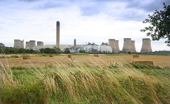 Drax is seeking to convert its two coal-fired units to gas