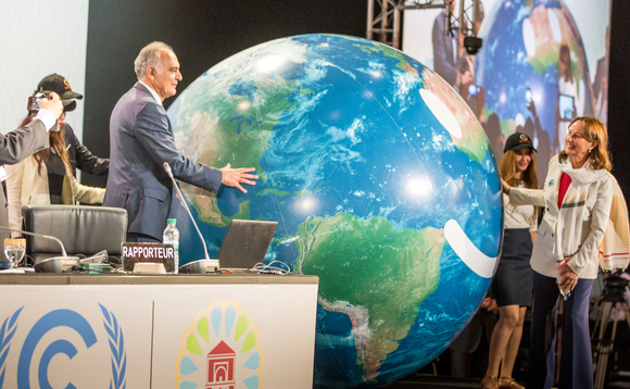 Opening Ceremony of the Marrakech Climate Change Conference